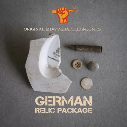 German relic package