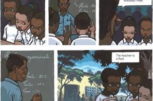 Copyright J Stassen. From Deogratias: A Tale of Rwanda.
