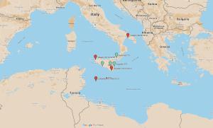 Italian hotspots