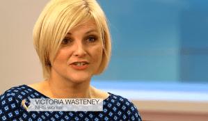 Victoria Wasteney NHS Worker BBC