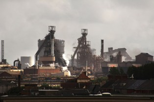 Port Talbot - Photo by Ben Salter (Creative Commons 2.0)