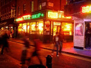 Soho, London - Photo by Radio Saigón (CC 2.0)