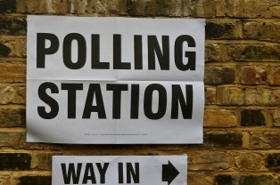 Polling Station - Photo by secretlondon123 (CC BY-SA 2.0)