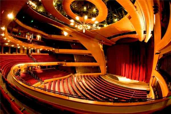 the ellie caulkins opera house denver center for the - HD1151×768