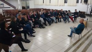 Juventude em Ituporanga Centro - Juventude-em-Ituporanga-Centro