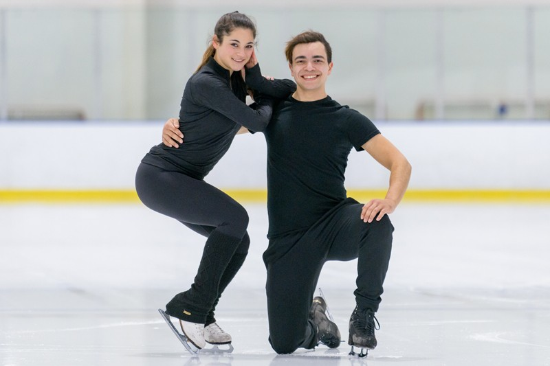 UD Engineering Students Competing at U.S. Figure Skating Championships