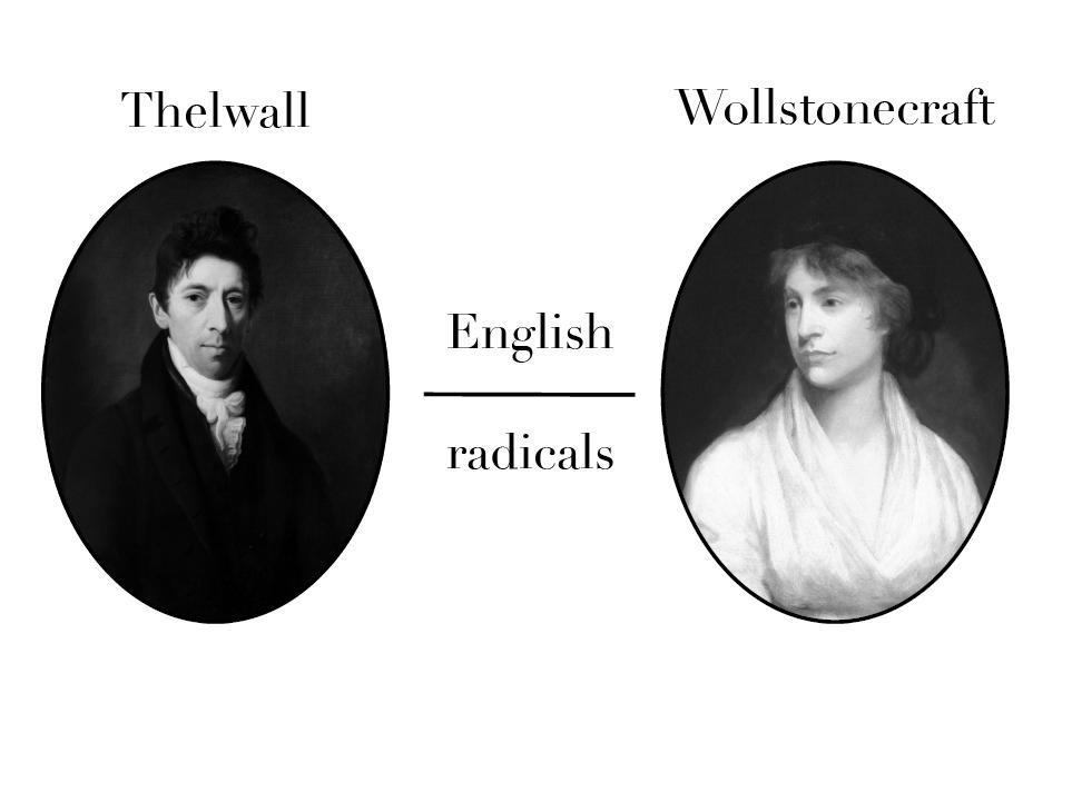 Thelwall Wollstonecraft
