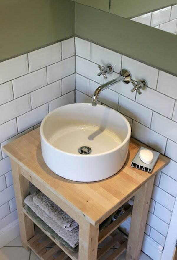 Το μικρό μπάνιο