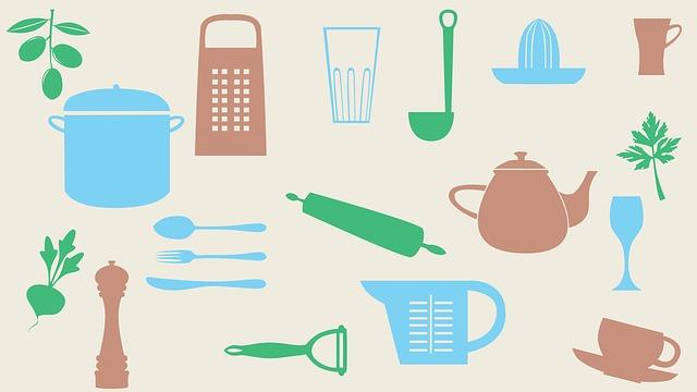 10 απαραίτητα σύνεργα της κουζίνας