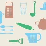 Τα 10 απαραίτητα σύνεργα της κουζίνας