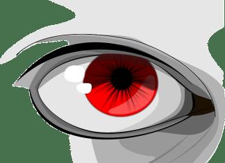 Κομπρέσα για πρησμένα βλέφαρα
