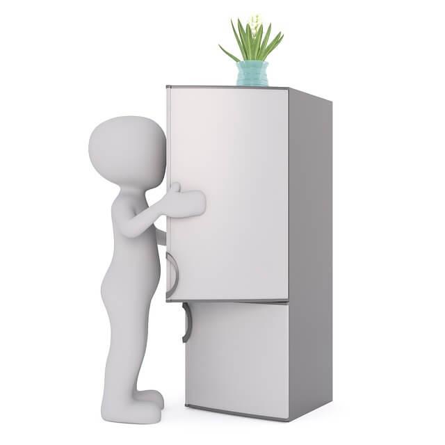 Αν κιτρινίσει το λευκό ψυγείο
