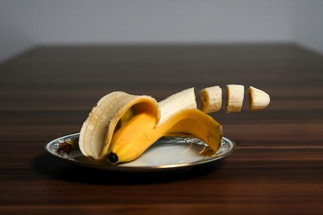 Διατήρησε τις ώριμες μπανάνες