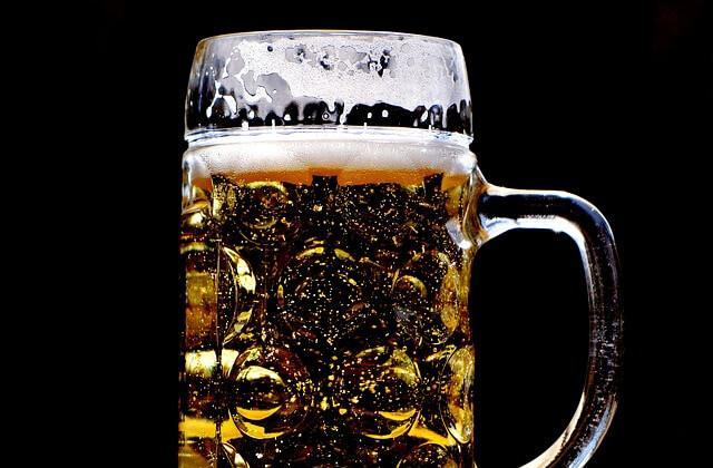 Μεθύστε τα με μπίρα και θα αστράψουν