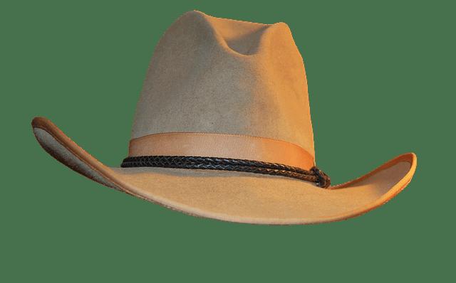 Λεκές στο βαμβακερό καπέλο