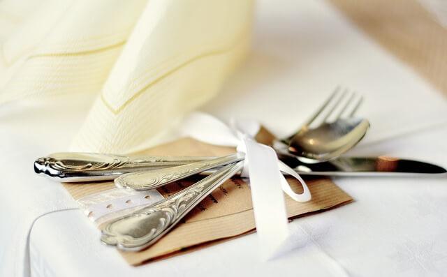 Συντηρήστε τα ασημένια μαχαιροπίρουνα