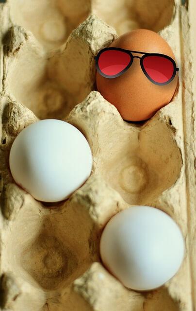 Μάθε πόσο ζυγίζουν τα αβγά