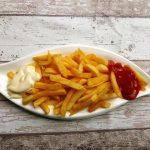 Τηγανητές πατάτες χωρίς λαδίλα