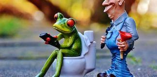 Ετσι θα καθαρίσεις τα άλατα στο WC
