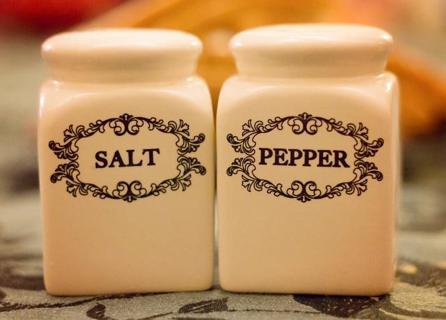 Το κόλπο το παλιό για το αλάτι