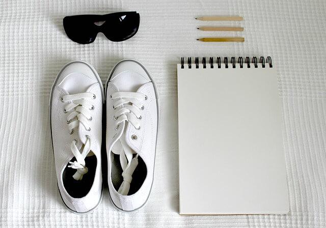 Ασπρα αθλητικά παπούτσια – Ετσι θα τα καθαρίσεις