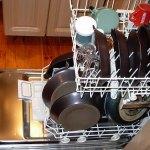 Συντηρούμε το πλυντήριο πιάτων