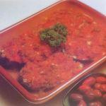 Μπακαλιάρος στο φούρνο - για δίαιτα