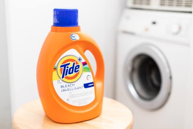 Εβαλες πολύ απορρυπαντικό στο πλυντήριο