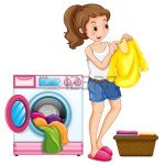 Ευαίσθητα ρούχα στο πλυντήριο