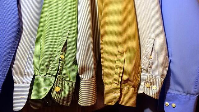 Κολλάρουμε τα βαμβακερά ρούχα