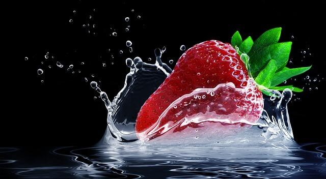 Θα ξεβάψεις το πρόσωπο με φράουλα