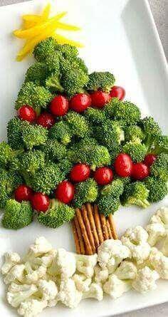 Χριστουγεννιάτικα δέντρα – μεζέδες