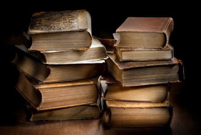 Για τη μούχλα στα βιβλία, υπάρχει κόλπο