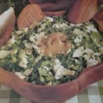 Ρωμαϊκή Σαλάτα με τυρί