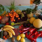 Πλένουμε φρούτα και λαχανικά
