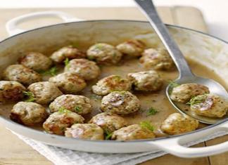 Καλογηρική μαγειρική γιουβαρλάκια με τόνο