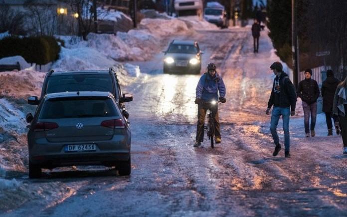 Δείτε τι τραβάνε οι Νορβηγοί αυτές τις μέρες