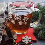 Φτιάξτε σουρωτήρι για το τσάι
