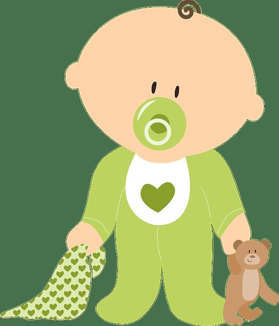 Οι σαλιάρες του μωρού και πως τις καθαρίζουμε