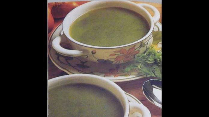 Σούπα με κρεμμύδια και κάρδαμο – Συνταγή διαίτης