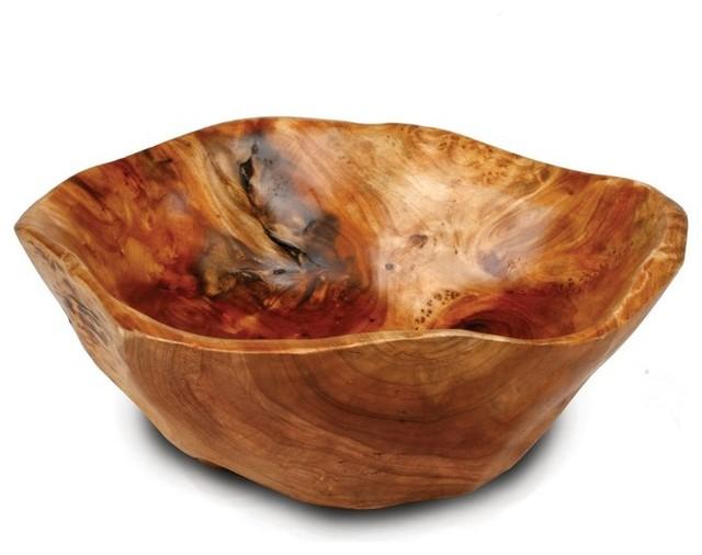 Διατηρήστε σε καλή κατάσταση το ξύλινο μπολ της σαλάτας