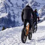 αν κάνετε ποδήλατο στο κρύο