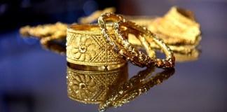 Χρυσά κοσμήματα - καθαρισμός