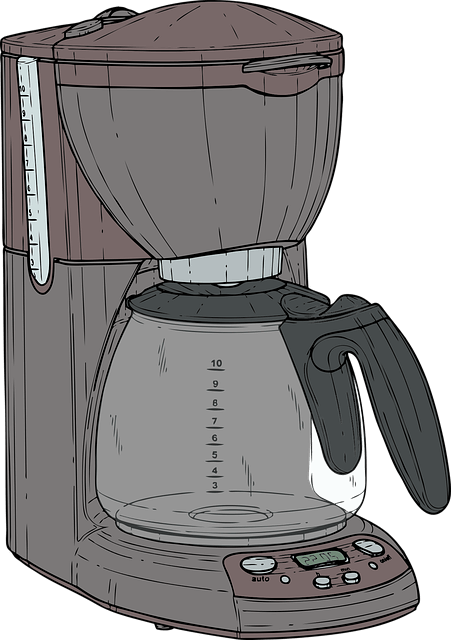 Τους λεκέδες στο δοχείο της καφετιέρας, έτσι θα τους καθαρίσεις