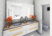 Καθρέφτης χωρίς υδρατμούς