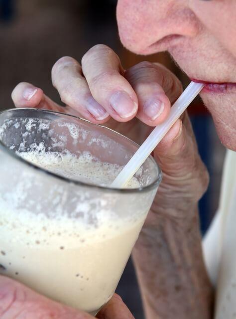 Για να καθαρίσεις το γάλα