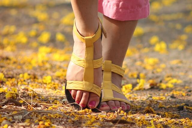 Για να είναι αποτελεσματικό το αποσμητικό ποδιών
