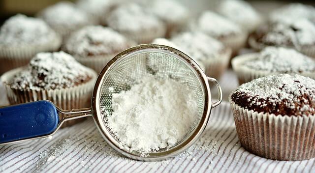 Πως καθαρίζει ο λεκές από ζάχαρη