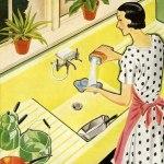 Καθάρισε τα λίπη στην κουζίνα