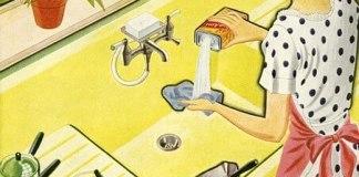 Το κόλπο για τα λίπη στην κουζίνα